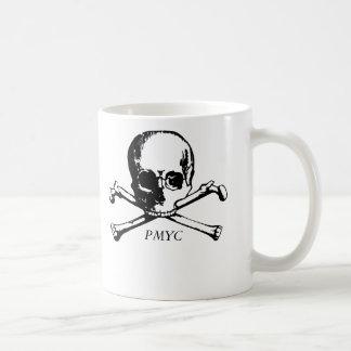 skullbones coffee mug