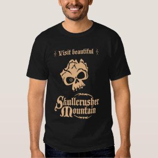 SkullCrusher Mountain T-shirts