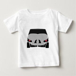 Skulled car design baby T-Shirt
