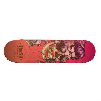 SkullGirl v.2 skateboard
