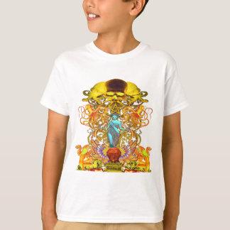 Skulls and octopus T-Shirt