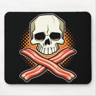 Skulls & Bacon Logo Mousepad