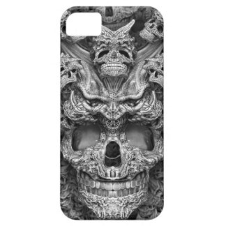 Skulls Barely There iPhone 5 Case