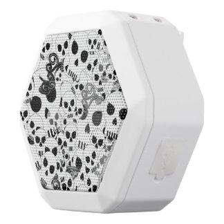 Skulls White Boombot Rex Bluetooth Speaker