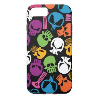 Skulls Case-Mate Tough iPhone 8/7 Case