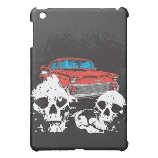 Skulls Classic Vintage Cars Grunge Motor  iPad Mini Covers