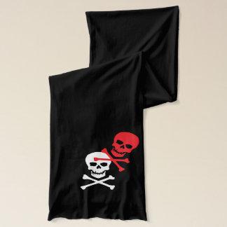 Skulls & Crossbones Scarf