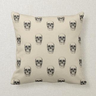 Skulls Cushion