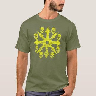 Skulls Distressed T-Shirt
