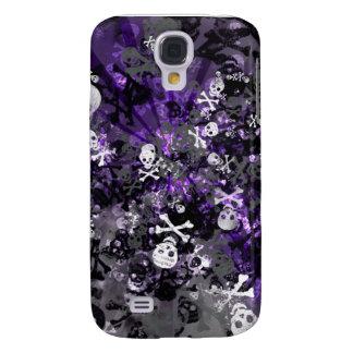 Skulls Galaxy S4 Case