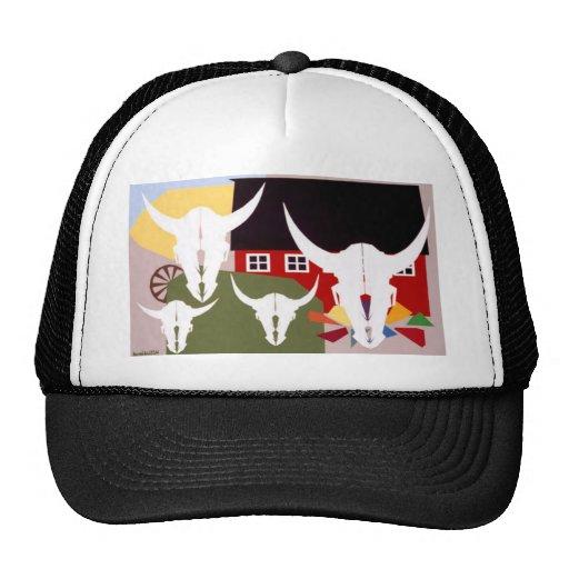 Skulls Trucker Hats