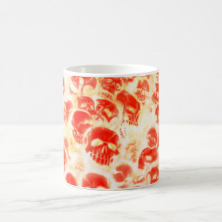 Skulls Hellfire cup Basic White Mug