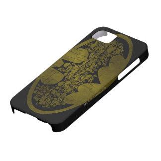 Skulls in Bat Symbol iPhone 5 Case