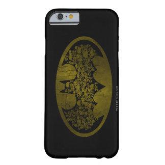 Skulls in Bat Symbol iPhone 6 Case