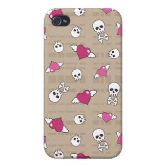 Skulls iPhone 4/4S Cases