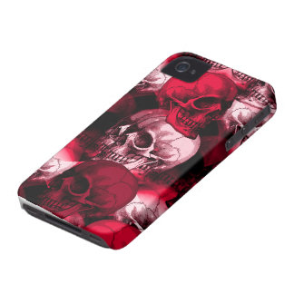 skulls iPhone 4 covers