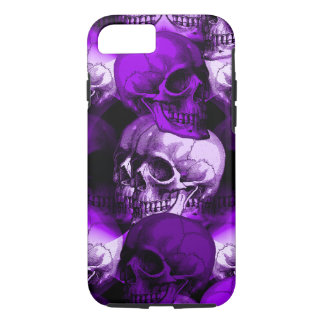 skulls iPhone 7 case