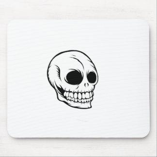 Skulls laugh last mousepads