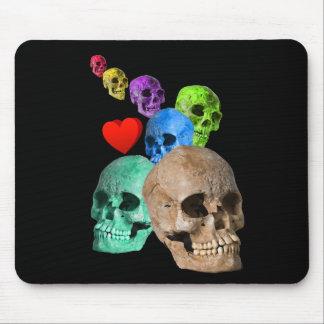 Skulls! Mouse Mat
