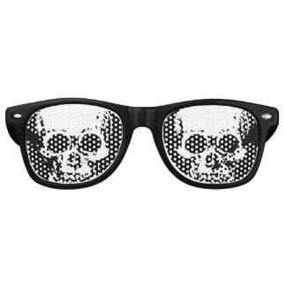 Skulls Retro Sunglasses