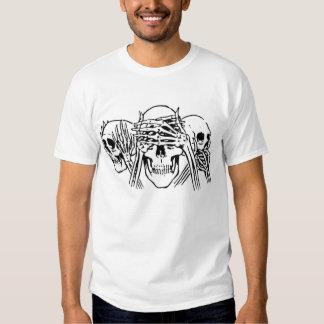 skulls t shirts