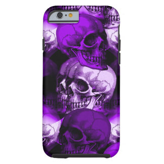 skulls tough iPhone 6 case