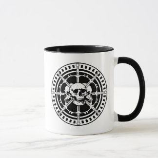 Skulls with Swords Mug