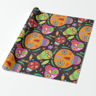 Skulltastic Wrapping Paper