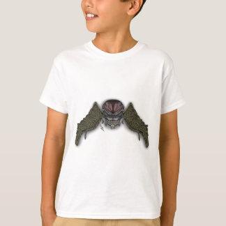 skullwings tshirt