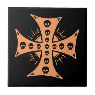 Skully Maltese Ceramic Tiles