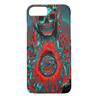 Skully Skull Apocalypse Horseman Death iPhone 7 Case