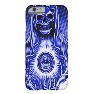 Skully Skull Beyond Death Barely There iPhone 6 Case