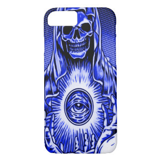 Skully Skull Beyond Death iPhone 7 Case