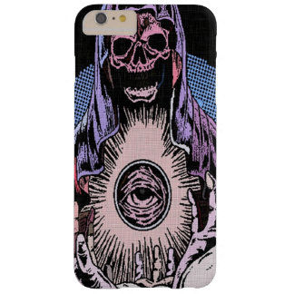 Skully Skull Classic Death Reaper Barely There iPhone 6 Plus Case