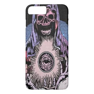Skully Skull Classic Death Reaper iPhone 7 Plus Case