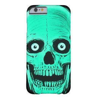 Skully Skull Horror Sea Skull Custom iPhone Barely There iPhone 6 Case