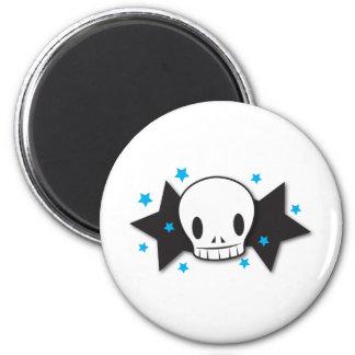 skully starz refrigerator magnets