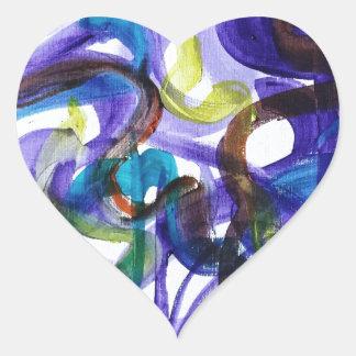 Skulpcha Heart Sticker