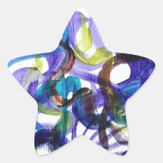 Skulpcha Star Sticker