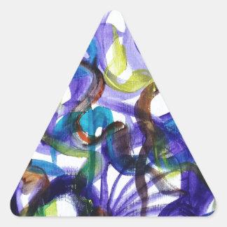 Skulpcha Triangle Sticker