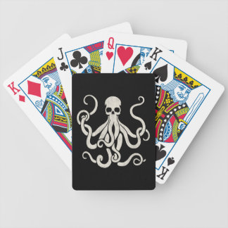 Skultopus Bicycle Playing Cards