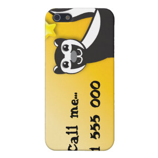 SKUNK cute Kawaii smiling Case For The iPhone 5