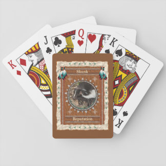 Skunk  -Reputation- Classic Playing Cards
