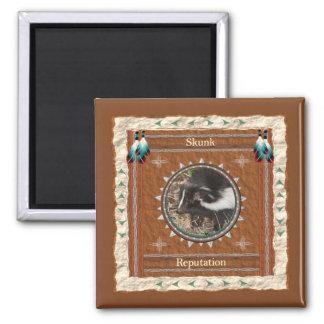 Skunk  -Reputation- Magnet