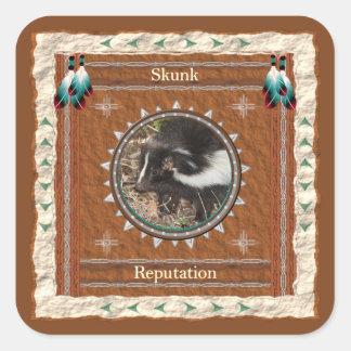 Skunk  -Reputation- Stickers - 20 per sheet