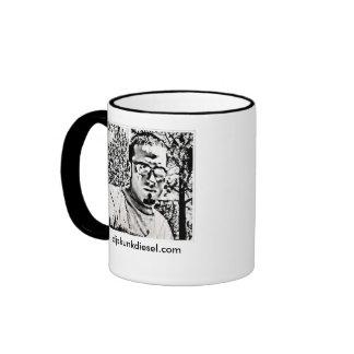 Skunk Ringer Mug