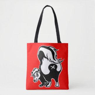 Skunk Tote Bag