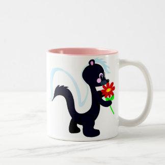 Skunk Two-Tone Mug