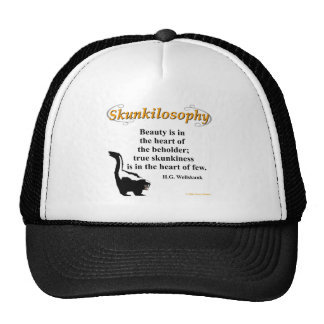 Skunkilosophy Mesh Hat