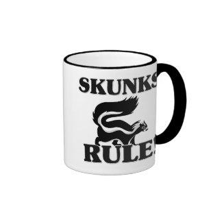 SKUNKS Rule! Coffee Mugs